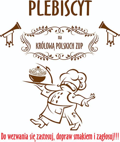 Królowa polskich zup - plebiscyt